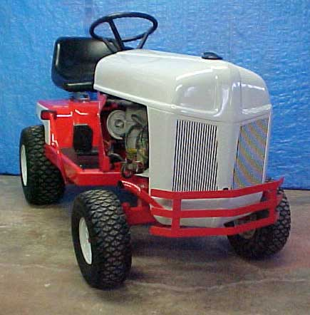 Awesome Henry - Fiberglass tractor Kits